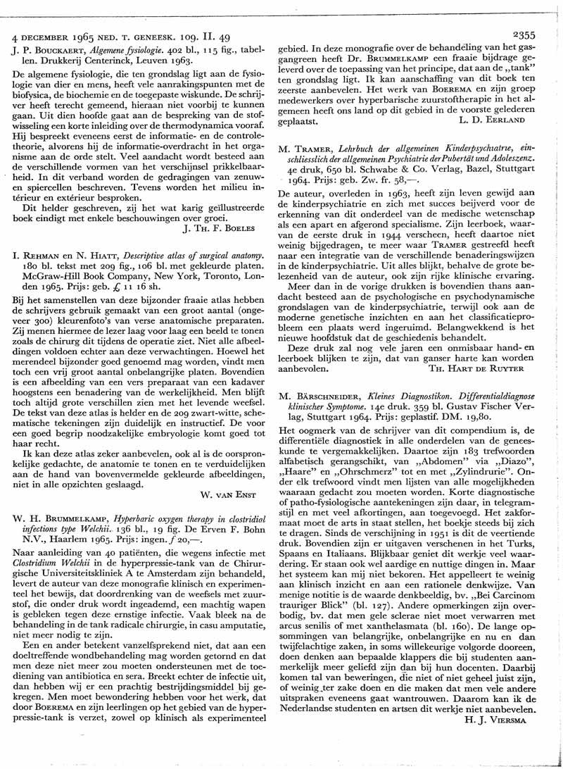 Descriptive atlas of surgical anatomy | Nederlands Tijdschrift voor ...
